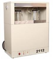 آب مقطرگیری دو بار تقطیر کندانسوری 3 لیتر در ساعت